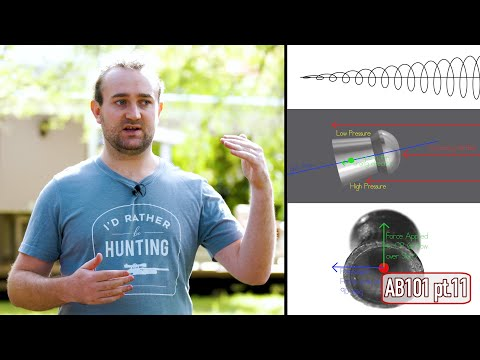 What causes Pellets to Spiral? | AB101 pt. 11: Precession & Nutation