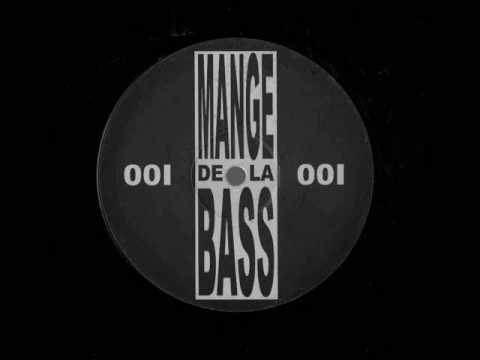 Mange De La Bass - Untitled - 001