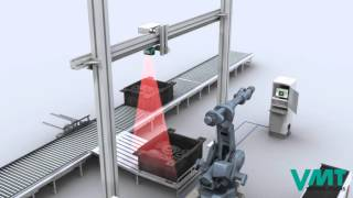 Pepperl + Fuchs - Bin Picking (Factory Automation - Industrial Vision Solutions)