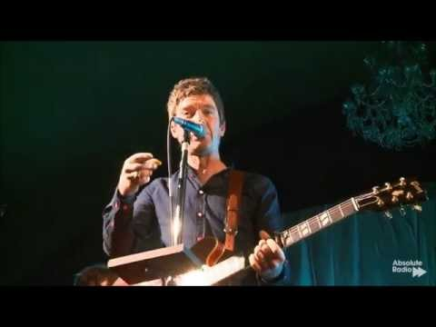 Noel Gallagher's High Flying Birds - Riverman (London 2015) HD