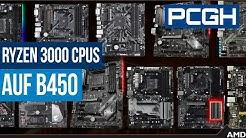 AMD Ryzen 3000 Prozessoren auf B450 betreiben   Das müsst ihr wissen!
