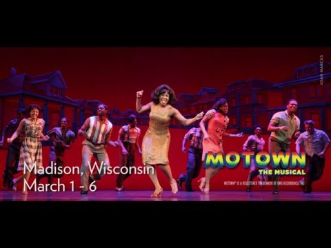 Motown The Musical Audience Reactions Youtube