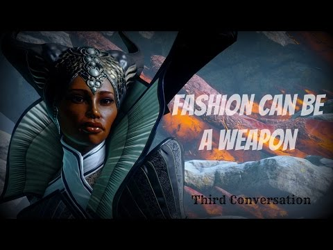 "Dragon Age: Inquisition - Vivienne ""The Power of Fashion"" (Third Conversation)"