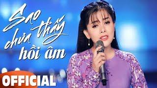 Sao Chưa Thấy Hồi Âm - Hồng Quyên Bolero | Official MV
