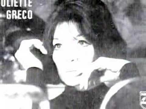 Juliette Gréco Tribute