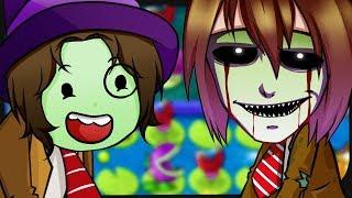 Wir verwandeln uns beide in Zombies! ☆ Plants vs. Zombies