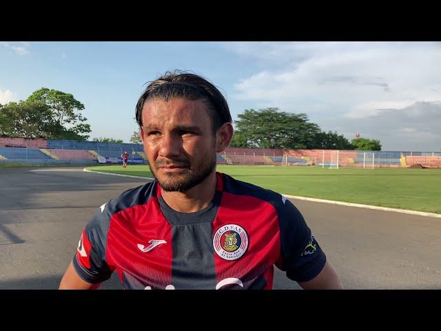 Quiero mejorar EN TODO: Wilma Torres | FAS 1-1 Chalatenango | Pretemporada | Apertura 2021