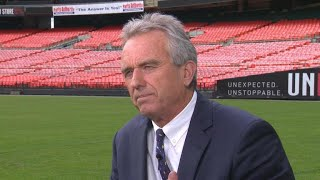 RFK Jr. reflects on his father's assassination
