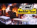 Yesterworld: The History of Disney's Backlot Studio Tour (The Abandoned Backstage Studio Tour)