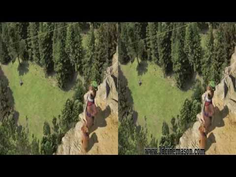 3D 3 boyutlu kısa film