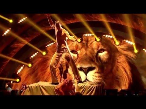 """Łukasz Kadziewicz i Agnieszka Kaczorowska - DWTS 4 - FINAL - Freestyle """"The Lion King"""" / """"Król lew"""""""