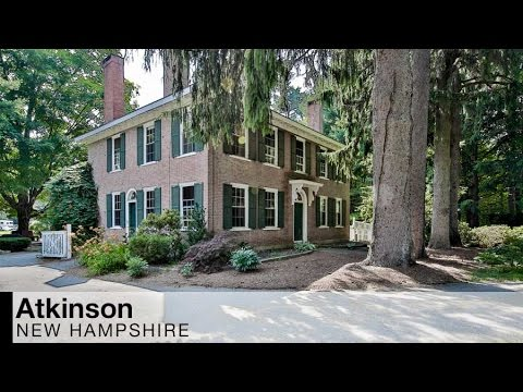 Video Of 29 Main Street | Atkinson, New Hampshire Equestrian Real Estate & Homes