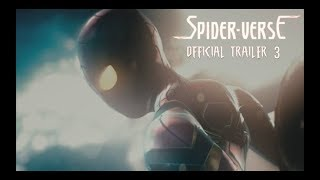 Spider-Verse | Fan-Made Trailer 3 (HD) 2018