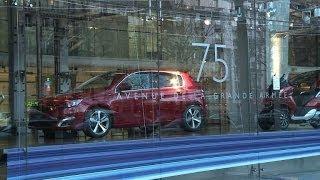 Automobile: le marché français au plus bas depuis 15 ans