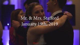 Seth and Jennifer Stafford - Wedding Video (Sony a6500)