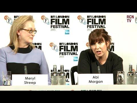 Abi Morgan Interview Suffragette Premiere