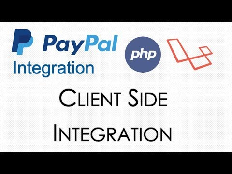 Paypal Payment Integration | Client Side Integration With Javascript #3