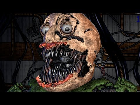 BALDI HAS TURNED IN TO A FNAF ANIMATRONIC  Baldis Basics in Nightmares