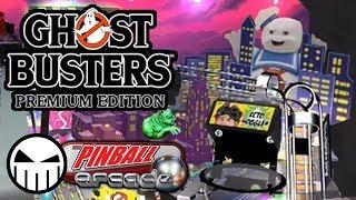 Ghostbusters (Premium) - The Pinball Arcade (Steam) - Croooow Plays