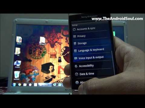 How To Root Xperia Arc [www.TheAndroidSoul.com HD]