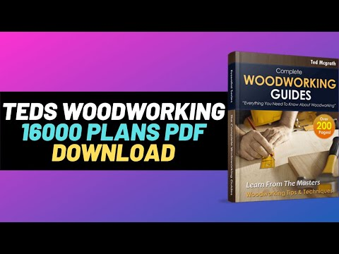 teds woodworking plans pdf free download: before it CLOSED! NEW WOODWORKING PLANS [Bonus Included]