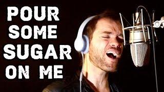 Pour Some Sugar On Me – Def Leppard – Cover – Gaston Jauregui – Ken...