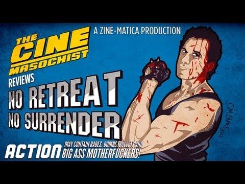 Download The Cine-Masochist: NO RETREAT NO SURRENDER