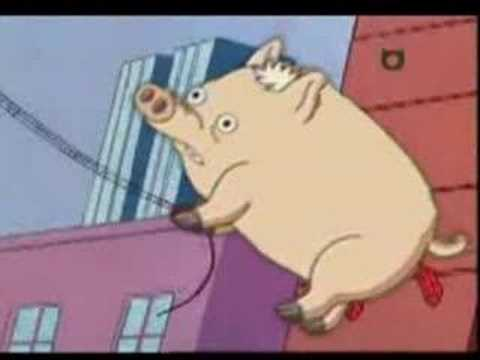 Envias Feat Homer Spider Pig Song Techno Remix Youtube