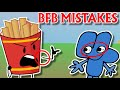 Every BFB Mistake BFB 1-30