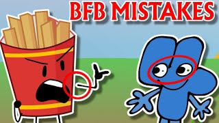 Every BFB Mistake (BFB 1-30)