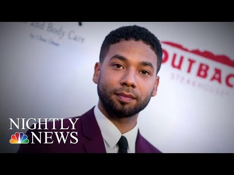 Brothers Questioned In Jussie Smollett Case Step Forward Publicly | NBC Nightly News