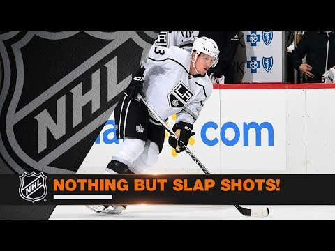 The Best Slap Shot Goals from Week 20