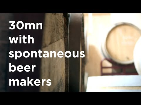 30mn With Spontaneous Beer Makers