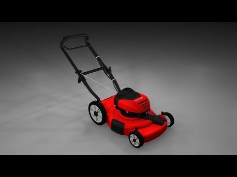 Lawn Mower Model Number Identification