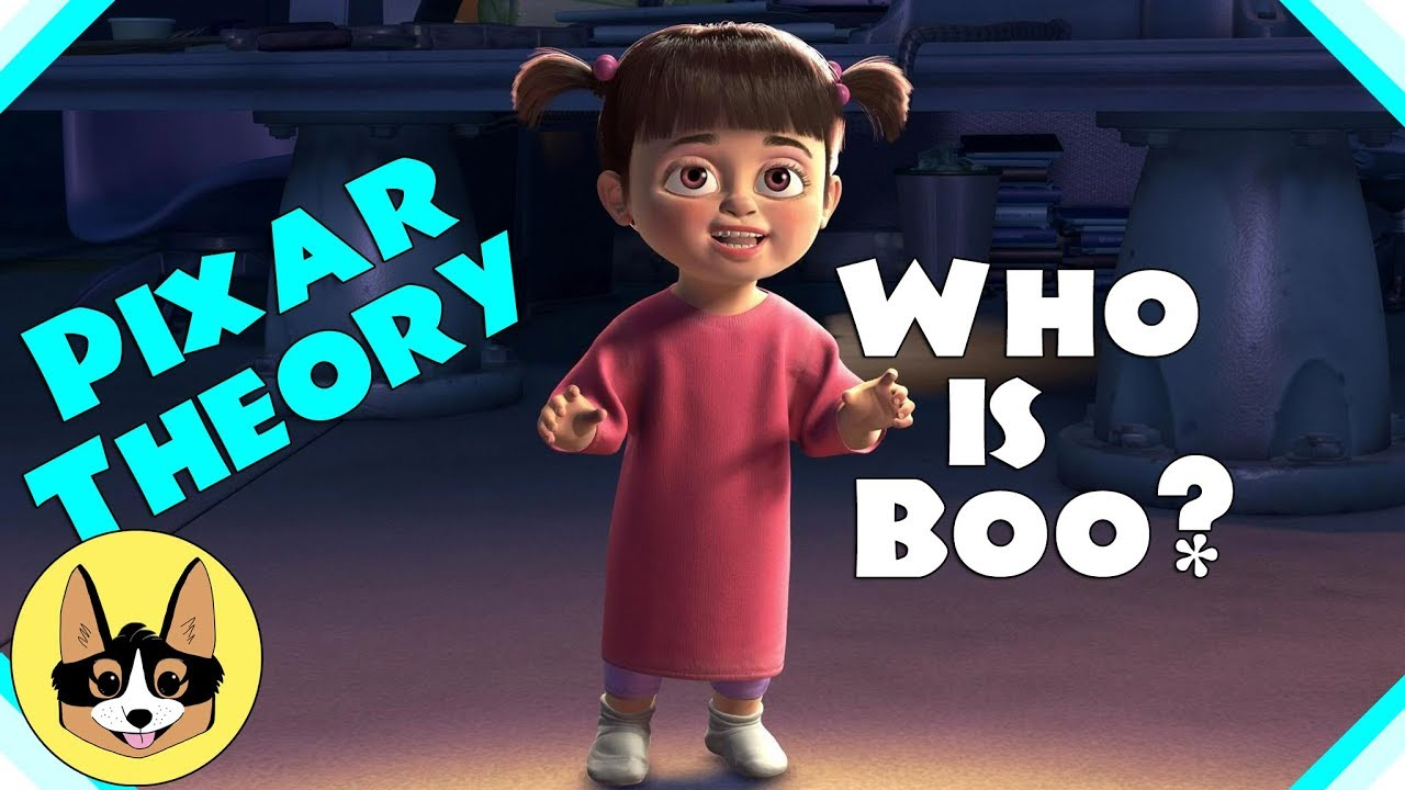 Pixar Theory Who Is Boo Youtube