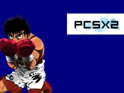 [PCSX2 1.4.0] Victorious Boxers 2: Fighting Spirit - Ippo Makunouchi Vs. Nekota Ginpachi