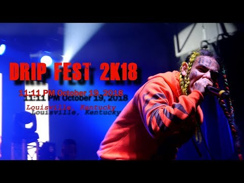 Tekashi69 Performs Live/ Pays Tribute to XXXTENTACION @DRIP FEST 2K18 Mp3