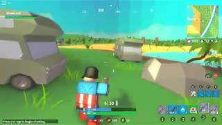 Roblox island royale how to win!!!!! 10 kil game