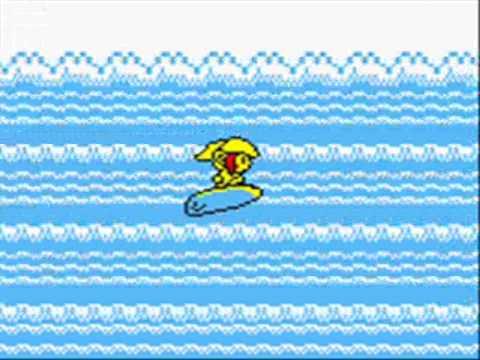 Pokemon Yellow Link Hack