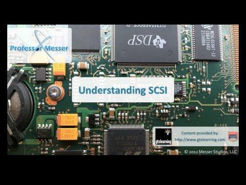 Understanding SCSI - CompTIA A+ 220-801: 1.5