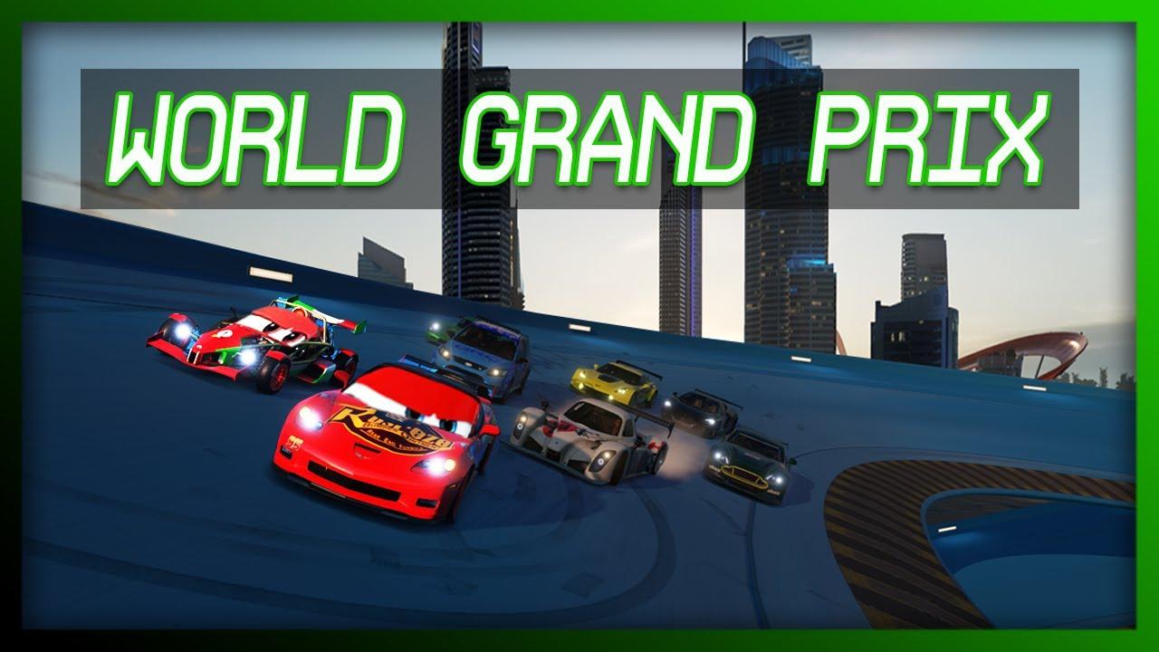 Jeux World Grand Prix Cars