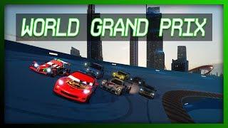 Forza Horizon 3 - Cars 2 (Tokyo Race) Recreation!