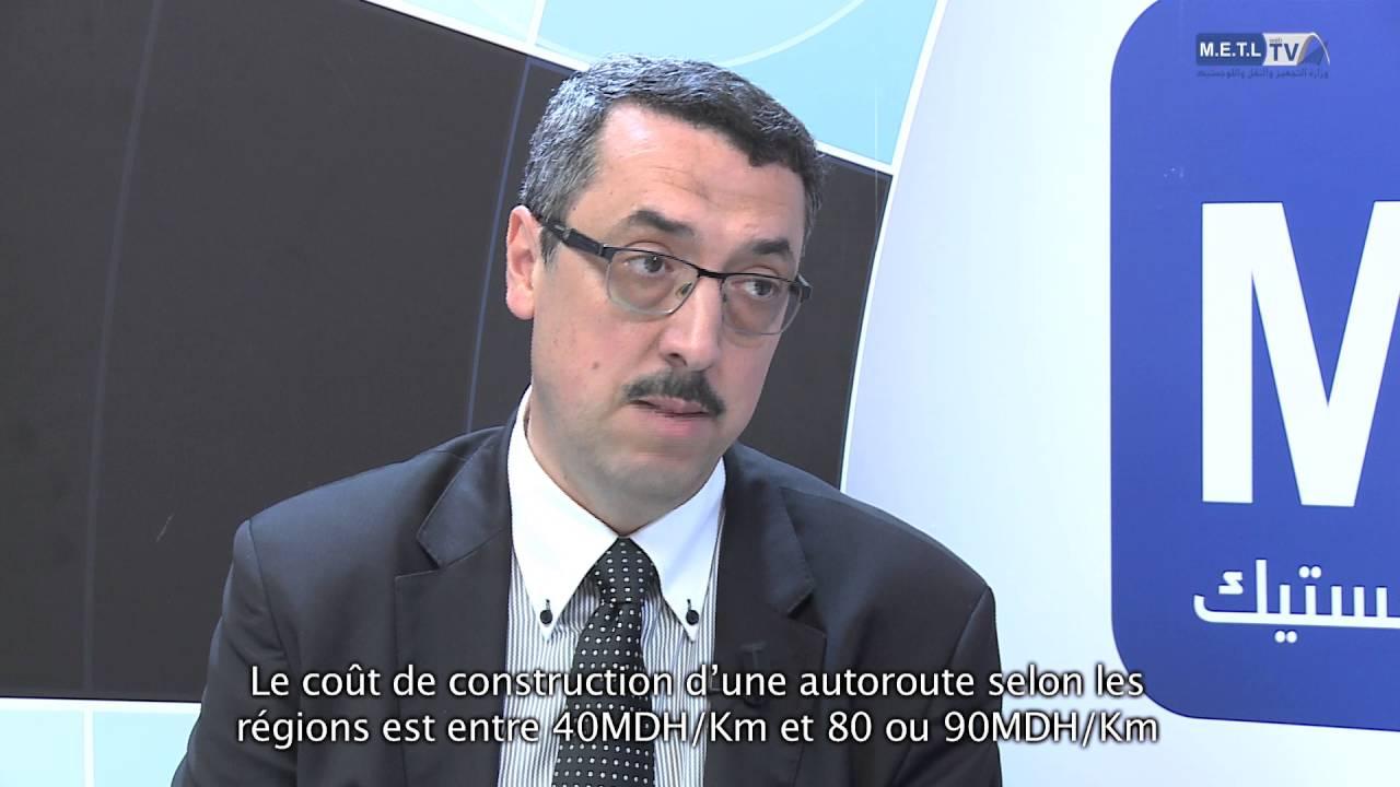 حوار مع السيد أنور بنعزوز، المدير العام للشركة الوطنية للطرق السيارة بالمغرب