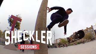 Sheckler Sessions - Kilian Martin and Plan B in Barcelona - Season 3 - Ep 8