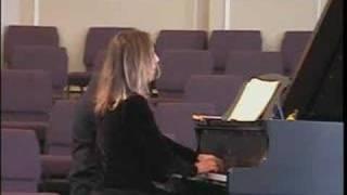 Mozart Piano Sonata 4 Hands K358 2nd Mvt-Adagio