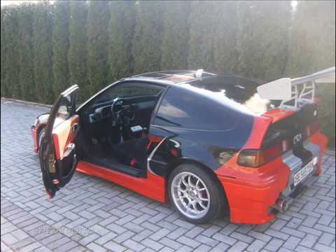 honda crx tuning 402 ps tenova youtube. Black Bedroom Furniture Sets. Home Design Ideas