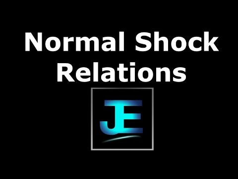 Explained: Normal Shock Relations