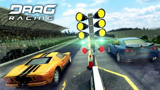 Drag Racing Mod Gameplay