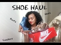Shoe haul | Sneakers, Heels, and Boots. Fashion Nova, Nike etc. - K'Lynn Anjel