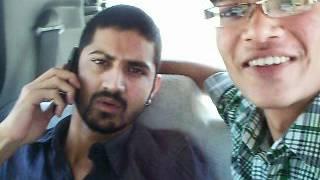 comadyn kuldeep dubey with tabish khan
